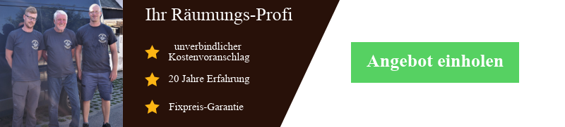 Räumungsdienst Wien